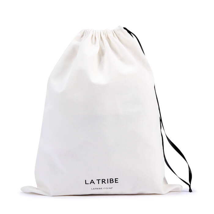 custom drawstring bags with logo